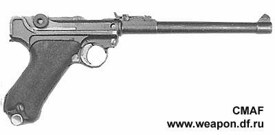 """Пистолет """"Парабеллум"""" Art1"""