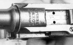 "Пистолет ""Парабеллум"" Kleim8"