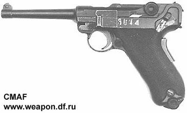 """Пистолет """"Парабеллум"""" Lug01"""