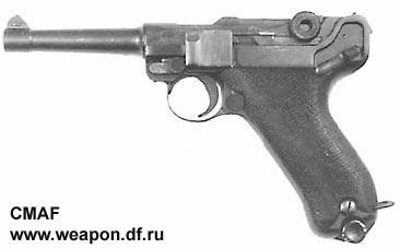 """Пистолет """"Парабеллум"""" Lug81"""