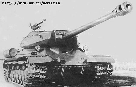 "IS-4, el ""King Tiger soviético"""
